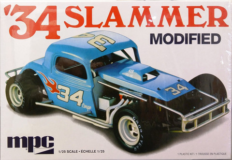 Slammer Modified '34, 1:25