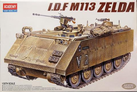 I.D.F.M113 Zelda, 1:35