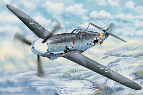Messerschmitt Bf 109G-2, 1:32 (pidemmällä toimitusajalla)