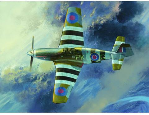 RAF Mustang III (P-51B/C), 1:32 (pidemmällä toimitusajalla)