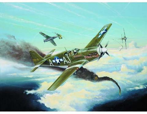 P-51B Mustang II, 1:32 (pidemmällä toimitusajalla)