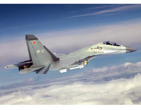Su-30MKK Flanker-G, 1:32 (pidemmällä toimitusajalla)