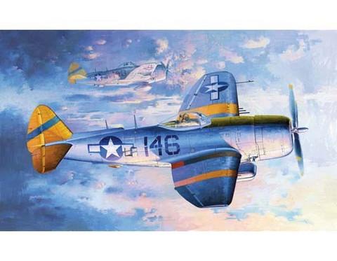 P-47N Thunderbolt, 1:32 (pidemmällä toimitusajalla)