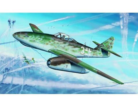 Messerchmitt Me 262 A-1a Heavy Armament, 1:32 (pidemmällä toimitusajalla)
