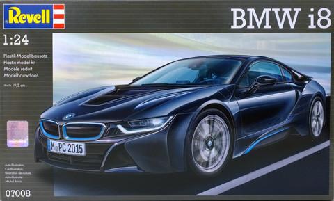 BMW i8, 1:24
