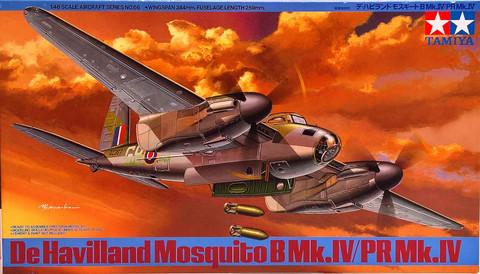 De Havilland Mosquito B Mk.IV/PR Mk.IV, 1:48