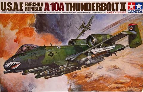 A-10A Thunderbolt II, 1:48