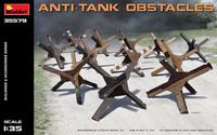 Anti-Tank Obstacles, 1:35 (Pidemmällä Toimitusajalla)