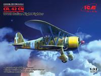 CR. 42CN, WWII Italian Night Fighter, 1:32 (Pidemmällä Toimitusajalla)