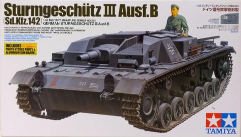Sturmgeschutz III Ausf. B, 1:35