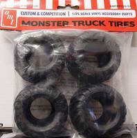 Monster Truck Tires, 1:25