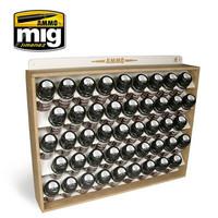 Storage System for 35ml Bottles