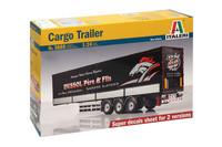 Cargo Trailer, 1/24(Pidemmällä Toimitusajalla)