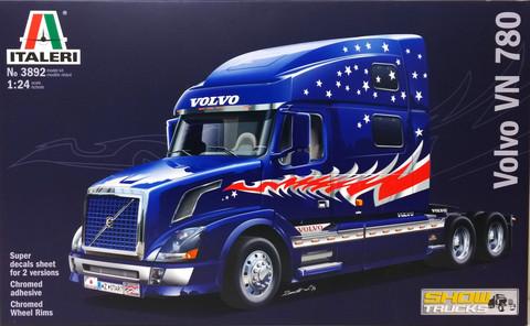 Volvo VN 780, 1:24