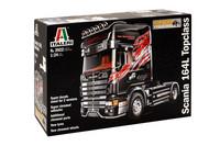 Scania 164L Topclass, 1:24 (pidemmällä toimituksella)