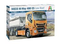 IVECO HI WAY 480 E5 (Low Roof), 1:24 (pidemmällä toimituksella)