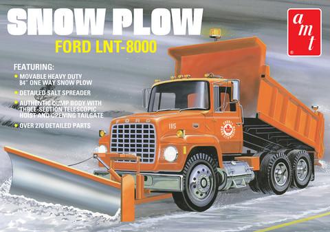 Ford LNT-8000 Snow Plow, 1:25 (pidemmällä toimituksella)