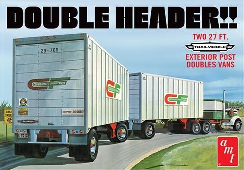 Double Header Tandem Van, 1:25 (pidemmällä toimituksella)