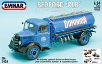 Bedford OLB, LWB Tanker, 1:24 (pidemmällä toimituksella)