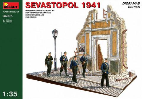 Sevastopol 1941, 1:35 (pidemmällä toimitusajalla)