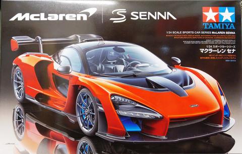 McLaren Senna, 1:24
