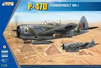 P-47D Thunderbolt Mk. I, 1:24 (Pidemmällä Toimitusajalla)