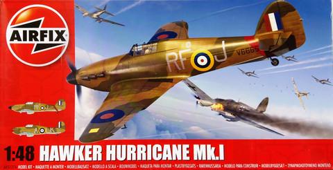 Hawker Hurricane Mk.I, 1:48