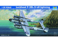 Lockheed P-38 L-5-LO Lightning, 1:32 (Pidemmällä Toimitusajalla)