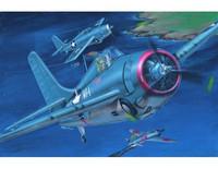Grumman F4F-3 ''Wildcat'' (late), 1:32 (Pidemmällä Toimitusajalla)