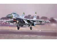 Sukhoi Su-27 Flanker B, 1:32 (Pidemmällä Toimitusajalla)