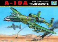 Fairchild A-10 A Thunderbolt II, 1:32 (Pidemmällä Toimitusajalla)