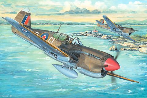 P-40M Warhawk, 1:32 (Pidemmällä Toimitusajalla)