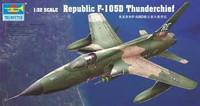 Republic F-105 D Thunderchief, 1:32 (Pidemmällä Toimitusajalla)