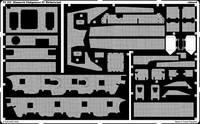 Zimmerit Flakpanzer IV Wirbelwind (for Tamiya), 1:35