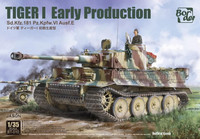 Tiger I Early Production Sd. Kfz. 181, 1:35 (pidemmällä toimitusajalla)