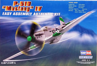 P-51D Mustang IV, 1:72