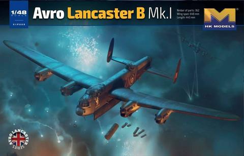 Avro Lancaster B Mk. I, 1:48 (Pidemmällä toimitusajalla)