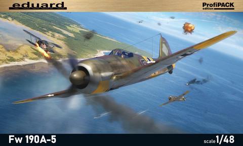 Fw 190A-5, ProfiPACK, 1:48