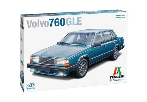 Volvo 760 GLE, 1:24
