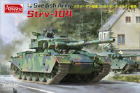 ENNAKKOTILAUS Swedish Army Strv-104, 1:35
