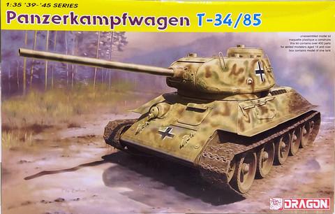 Panzerkampfwagen T-34/85, 1:35
