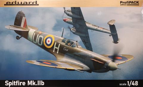 Supermarine Spitfire Mk.IIb, ProfiPACK, 1:48
