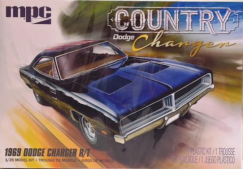 Dodge Charger R/T '69, 1:25 (pidemmällä toimitusajalla)