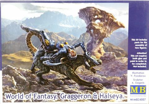World of Fantasy, Graggeron & Halseya, 1:24