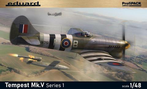 Tempest Mk.V Series 1 ProfiPACK, 1:48 (pidemmällä toimitusajalla)