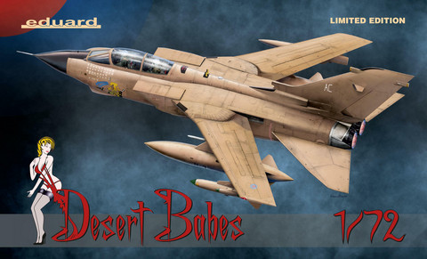 Desert Babes, Limited Edition, 1:72