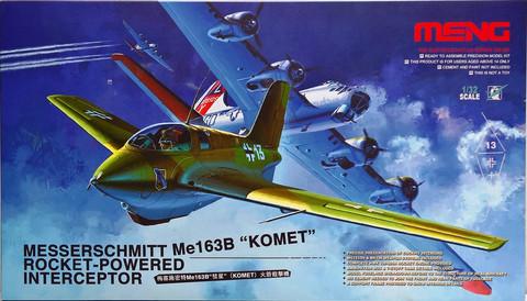 Messerschmitt Me163B