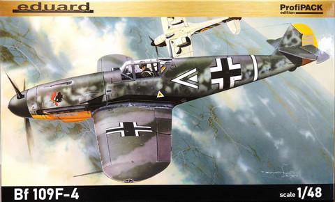 Bf 109 F-4 ProfiPACK, 1:48 (pidemmällä toimitusajalla)