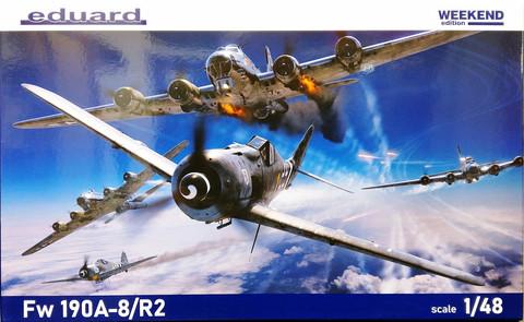 FW190 A-8/R2, 1:48