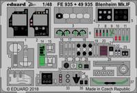 Blenheim Mk.IF (for Airfix), 1:48